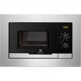 Outlet Horno Microondas Electrolux 200256 800W 20 L Inox (Sin Embalaje)