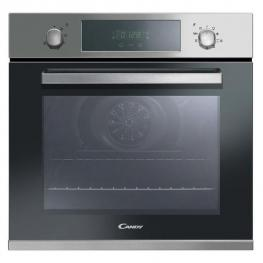 Outlet Horno Pirolítico Candy Fcpk606X Piro 65 L 3000W Acero Inoxidable Negro (Sin Embalaje)