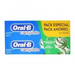 Pasta de Dientes Complete Oral-B (2 Uds)