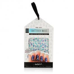 Pegatinas Para Uñas Shattered Nails Soko Ready (120 Uds)