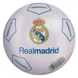 Pelota Real Madrid C.F. (ø 14 Cm) Blanco