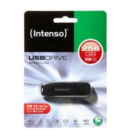Pendrive Intenso 3533492 256 Gb Usb 3.0 Negro