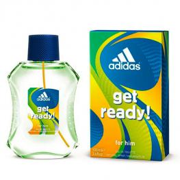 Perfume Hombre Get Ready! Adidas Edt (100 Ml)