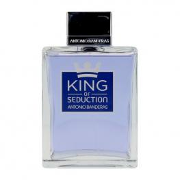 Perfume Hombre King Of Seduction Antonio Banderas Edt (200 Ml)