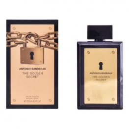 Perfume Hombre The Golden Secret Antonio Banderas Edt (200 Ml)