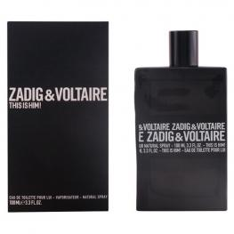 Perfume Hombre This Is Him! Zadig & Voltaire Edt