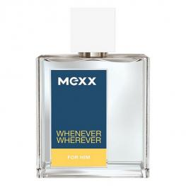 Perfume Hombre Whenever Wherever Mexx (50 Ml)