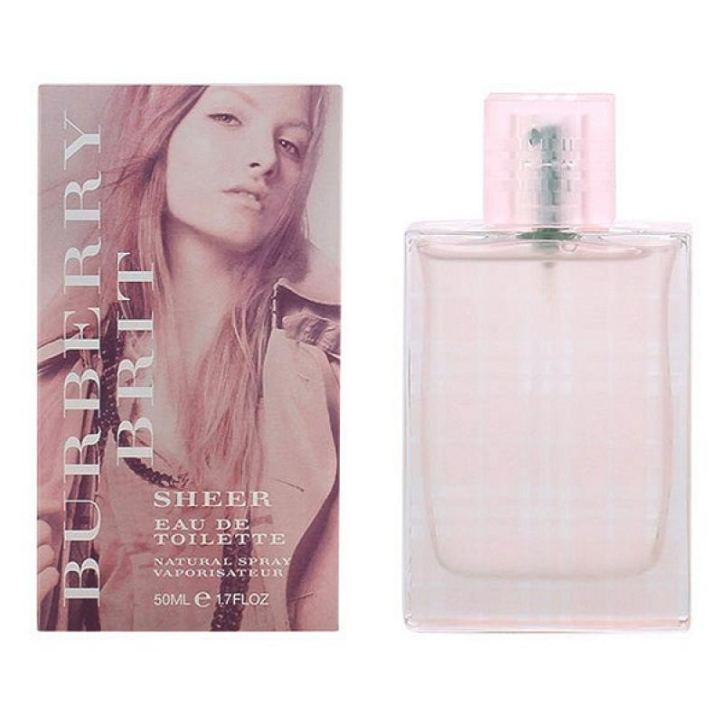Perfume Mujer Brit Sheer Burberry Edt