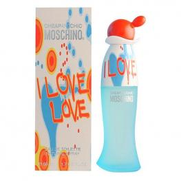 Perfume Mujer Cheap & Chic I Love Love Moschino Edt