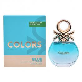 Perfume Mujer Colors Blue Benetton Edt (50 Ml)