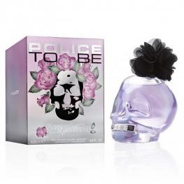 Perfume Mujer To Be Rose Blossom Police Edp (125 Ml)