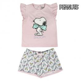 Pijama de Verano Snoopy 74586 (2 Pcs)