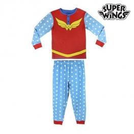 Pijama Infantil Dc Super Hero Girls 72289
