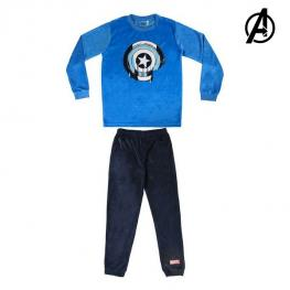 Pijama Infantil The Avengers 74798 Azul