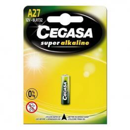 Pila Alcalina Cegasa A27 8Lr732 12V
