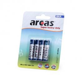 Pilas Aaa/r03 1,5V (4 Uds) 142309