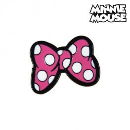 Pin Minnie Mouse Metal Rosa