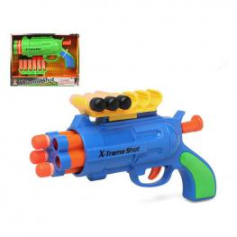 Pistola de Dardos X-Treme Shot 111414 Azul