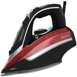 Plancha de Vapor Cecotec 3D Forceanodized 850 I-Pump 400 Ml 3100W Negro Rojo
