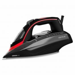 Plancha de Vapor Cecotec 3D Forceanodized 950 Smart I-Pump 400 Ml 3100W Negro Rojo