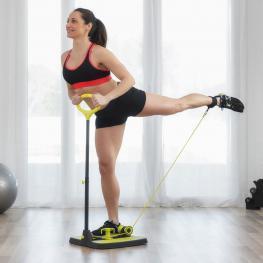 Plataforma de Fitness Para Glúteos y Piernas Con Guía de Ejercicios Innovagoods