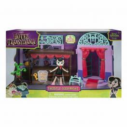 Playset Ghostly Goodnight Hotel Transilvania Bizak 114430