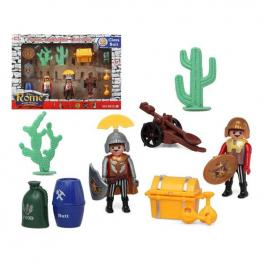 Playset The Rome Empire 118781 (12 Pcs)