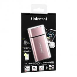 Power Bank Intenso 7323523 5200 Mah Rosa