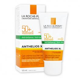 Protector Solar En Gel Anthelios Dry Touch la Roche Posay Spf 50 (50 Ml)