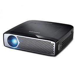 Proyector de Bolsillo Philips Ppx4935 720 Px Hd Led Usb Wifi Negro