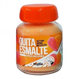 Quitaesmalte Express Melocotón Katai Nails (75 Ml)