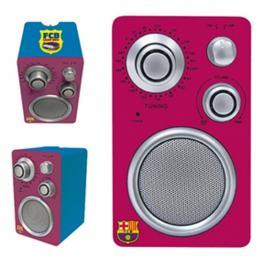 Radio Portátil F.C. Barcelona Granate