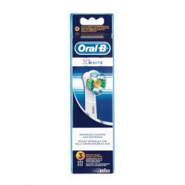 Recambio Para Cepillo de Dientes Eléctrico Oral-B 3D White