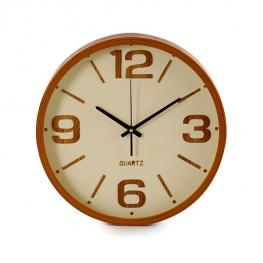 Reloj de Pared Gift Decor Madera (40 X 40 X 5 Cm)