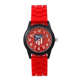 Reloj Infantil Atlético Madrid Rojo Negro