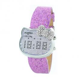 Reloj Mujer Hello Kitty Chronotech Ct7104L-05 (40 Mm)
