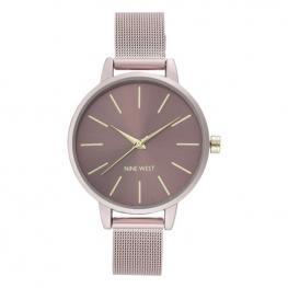 Reloj Mujer Nine West Nw-2280Pkpk (ø 38 Mm)