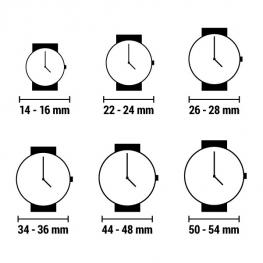 Reloj Unisex Chronotech Ct7696M-02 Reversible (42 Mm)
