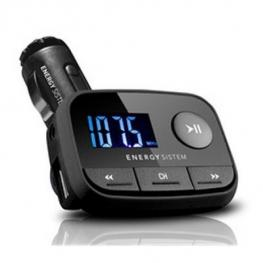 Reproductor Mp3 Para Coche Energy Sistem 384600 Fm Lcd Sd / Sd-Hc (32 Gb) Usb Negro