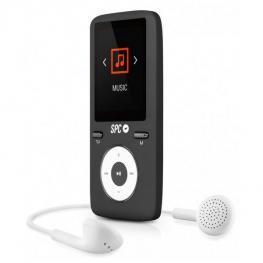 Reproductor Mp4 Spc Pure Sound Colour 2 8 Gb Negro