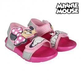 Sandalias de Playa Minnie Mouse 73057 Rosa