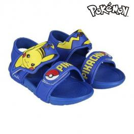 Sandalias de Playa Pokemon 73050 Azul