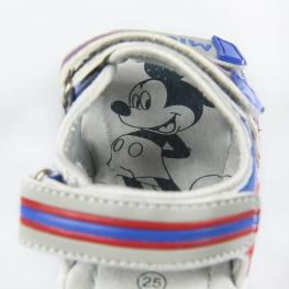 Sandalias Infantiles Mickey Mouse 73642 Gris