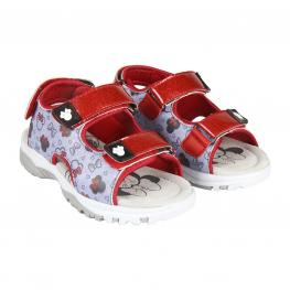 Sandalias Infantiles Minnie Mouse 73644 Rojo
