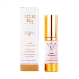 Sérum Facial Con Ácido Hialurónico Pure Hyaluronic Gold Tree Barcelona