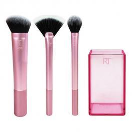 Set de Brochas de Maquillaje Scuilpting Real Techniques (3 Uds)