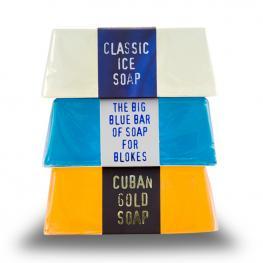 Set de Cosmética Hombre Soap Stack The Bluebeards Revenge (3 Pcs)