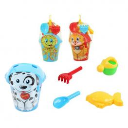 Set de Juguetes de Playa 117458 (5 Pcs)