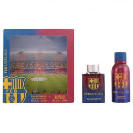 Set de Perfume Hombre F.C. Barcelona Sporting Brands 4668 (2 Pcs)