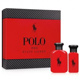 Set de Perfume Hombre Polo Red Ralph Lauren (2 Pcs)